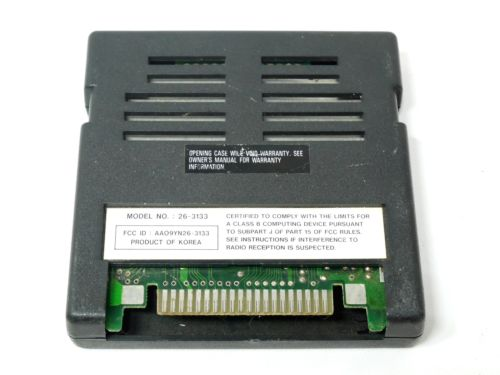 vintage tandy color computer disk drive cartridge fd 502 26 3133 as is e3bda4090fabbb6e2450f917344f32cd
