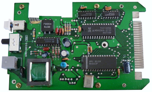 Honeyview PCB