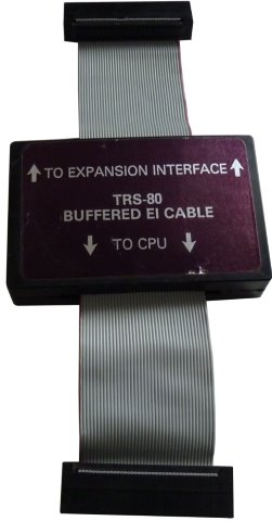 Buffered EI cable b